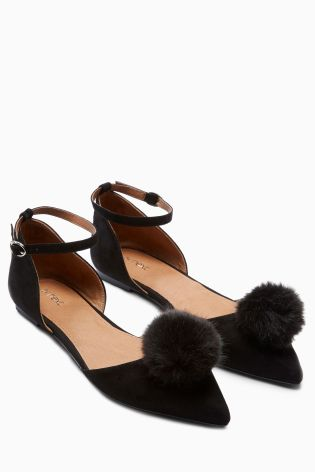 I love anything with a pom pom so these Next flats just had to make the list!
