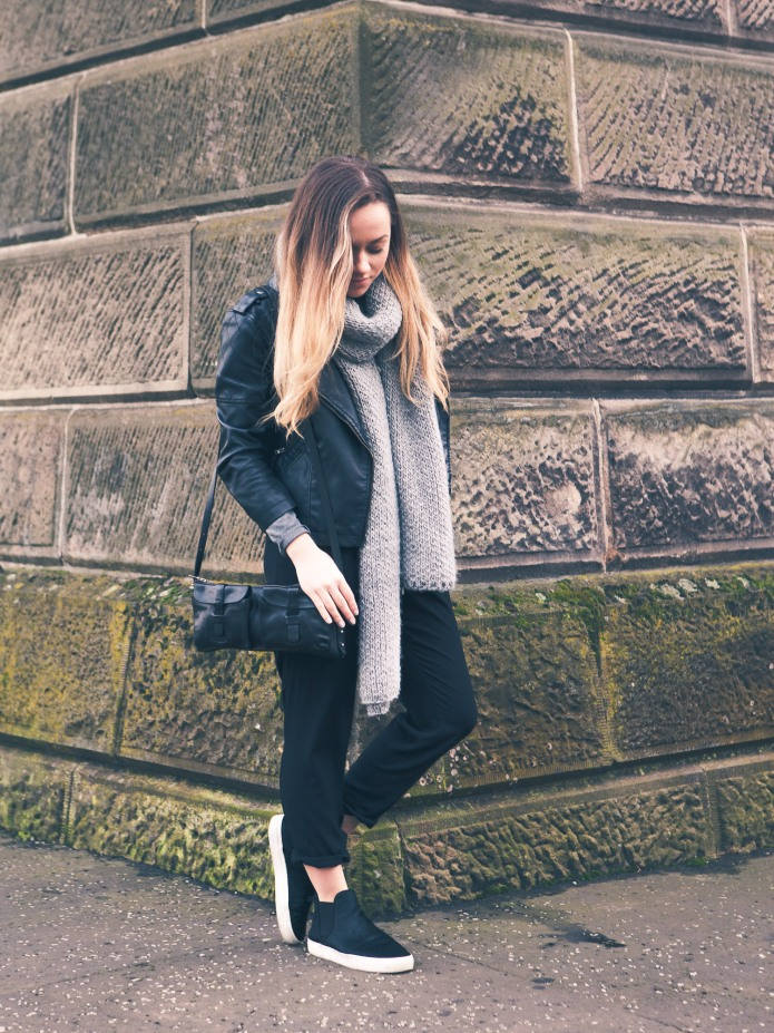 Casual Flatforms style blog how to wear