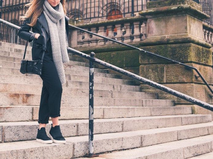 How to wear Flatform Shoes casual Blog